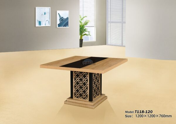 طاولة اجتماع 120سم م T118